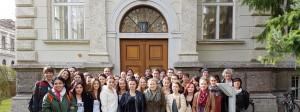 Exkursion ins Anatomische Institut Innsbruck Kurs 2015