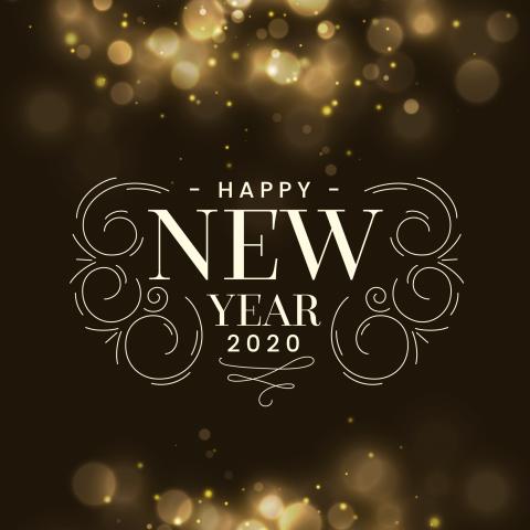 Wir wünschen ein Gutes Neues Jahr 2020!