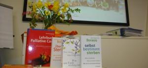 Unterrichtsimpressionen Palliativpflege – Kurs 2016