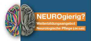 """Abschluss der Weiterbildung """"NEUROgierig – Neurologische Pflege"""""""